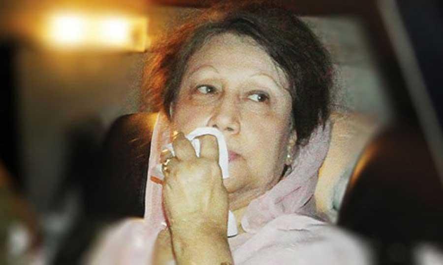 'খালেদা জিয়া আজ হাসপাতালে যেতে ইচ্ছুক নন'