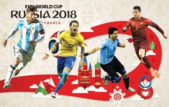 ফুটবল বিশ্বকাপে আজ চারটি ম্যাচ