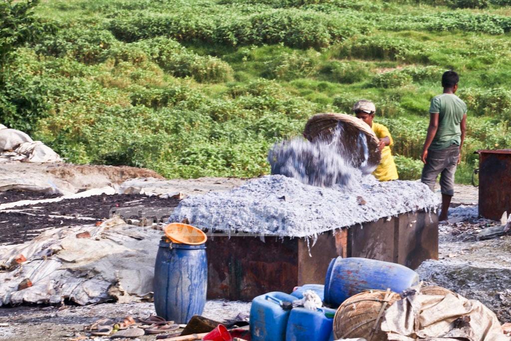 আর্ন্তজাতিক ক্রেতা হারাচ্ছে দেশের চামড়া শিল্প