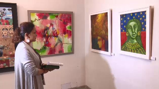 গ্যালারী কায়ায় ৩৮ শিল্পীর চিত্রকর্ম প্রদর্শনী