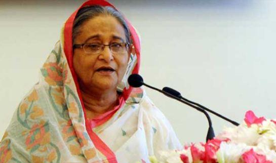 'বাংলাদেশে সাম্প্রদায়িকতার ঠাঁই নেই'