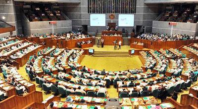 বিকেলে বসছে দশম জাতীয় সংসদের ২২তম অধিবেশন
