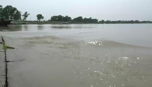 উজানের ঢলে কয়েকটি নদীর পানি বৃদ্ধি