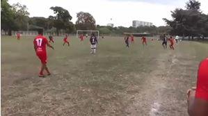 প্যারিসে চ্যারিটি ফুটবল টুর্নামেন্ট