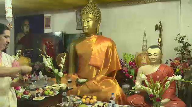 যথাযথ মর্যাদায় পালিত হচ্ছে মধু পূর্ণিমা
