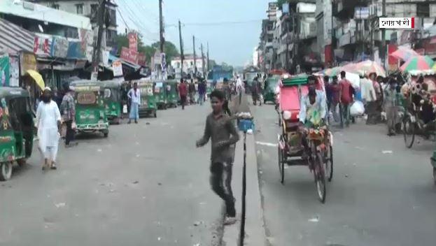 প্রচারণায় সরগরম নোয়াখলী-৩ আসন