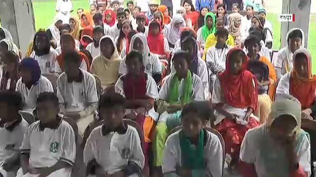 বাল্যবিয়ে বন্ধে কাজ করছে স্কুল কলেজের শিক্ষার্থীরা
