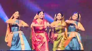 পর্দা উঠলো 'ঢাকা ইন্টারন্যাশনাল ফোকফেস্ট-২০১৮'র