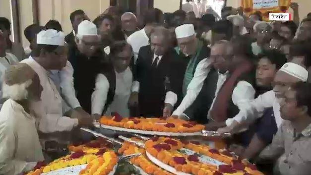 মওলানা ভাসানীর মৃত্যুবার্ষিকীতে ঐক্যফ্রন্টের শ্রদ্ধা