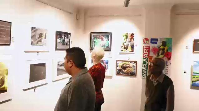সিডনিতে 'বাংলা হাব'র চিত্র প্রদর্শনী