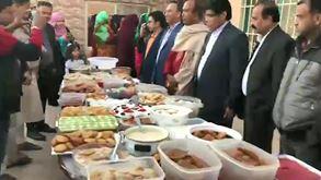 রিয়াদে পিঠা উৎসব অনুষ্ঠিত