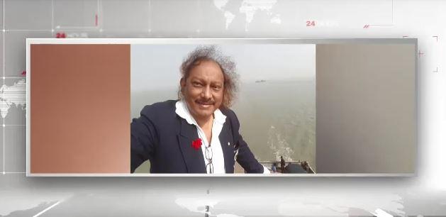 সাবেক ফুটবলার কায়সার হামিদ গ্রেপ্তার
