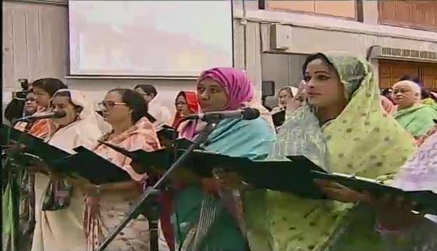 শপথ নিলেন সংরক্ষিত নারী সংসদ সদস্যরা