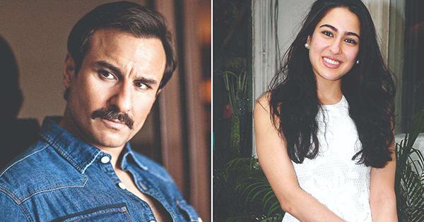 নতুন ছবিতে বাবার সঙ্গে অভিনয় করছেন সারা আলী খান