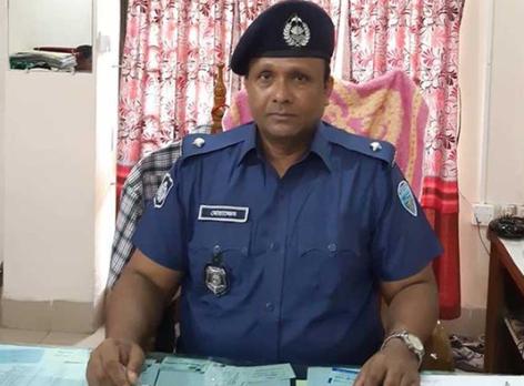 'নজরদারীতে সোনাগাজীর ওসি, দেশ ছাড়ার সুযোগ নেই'