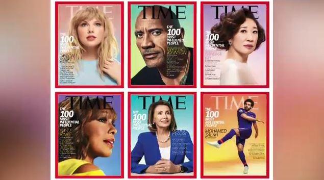 টাইম ম্যাগাজিন: বিশ্বের সবচেয়ে প্রভাবশালী ১০০ ব্যক্তির তালিকা প্রকাশ