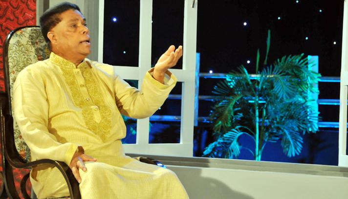 ড. মাহফুজুর রহমানের একক সংগীতানুষ্ঠান