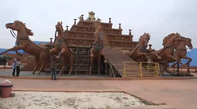 রামোজি ফিল্ম সিটি: বিশ্বের সবচে বড় স্টুডিও কমপ্লেক্স