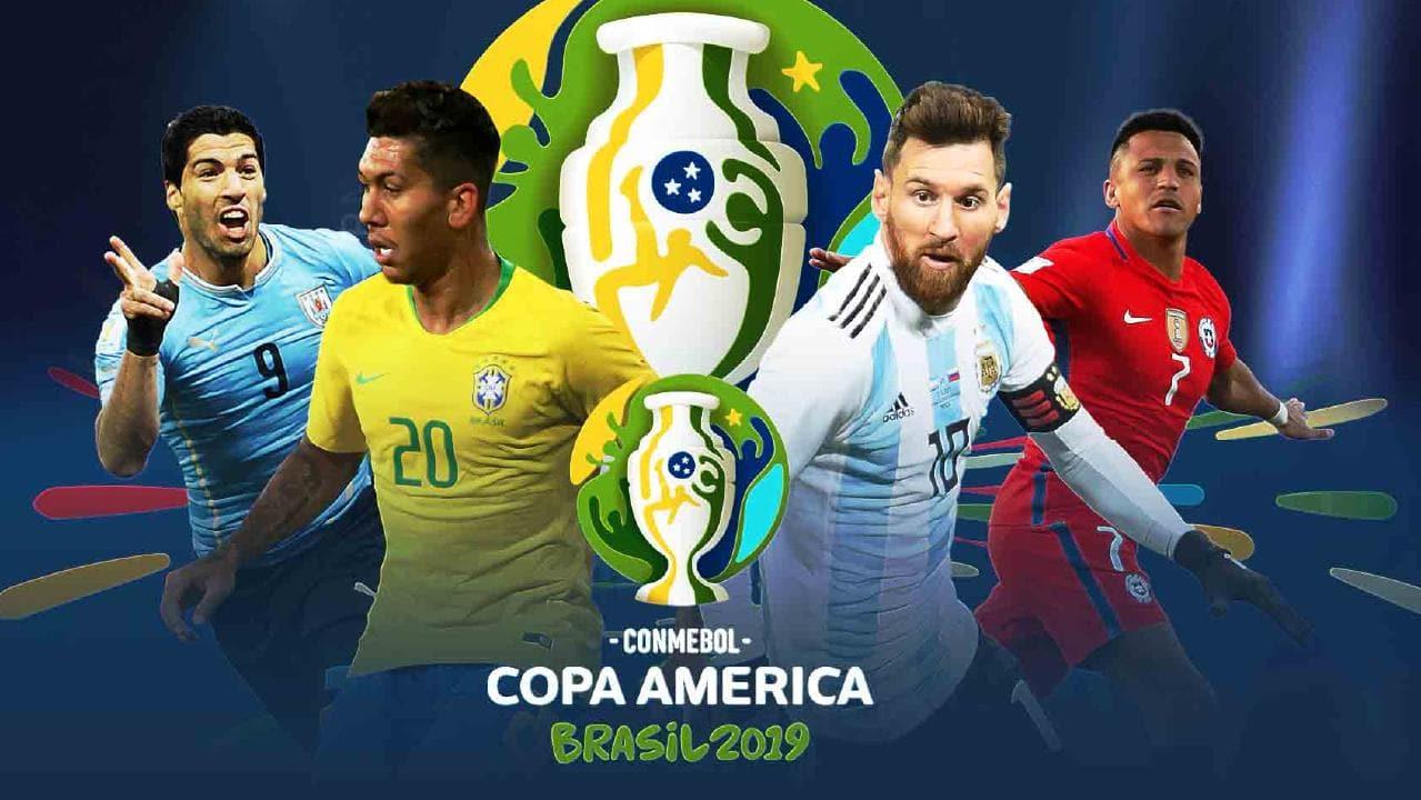 কোপা আমেরিকা ফুটবল লড়াইয়ে প্রস্তুত সেরা দল গুলো