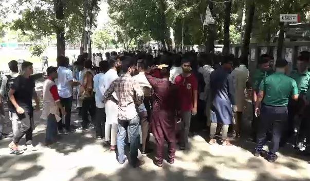 চট্টগ্রামে ছাত্রলীগ-শিবির সংঘর্ষ