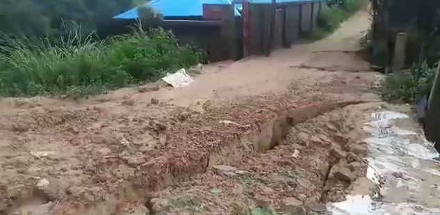 রাঙামাটিতে পাহাড়ধসে দুইজনের মৃত্যু