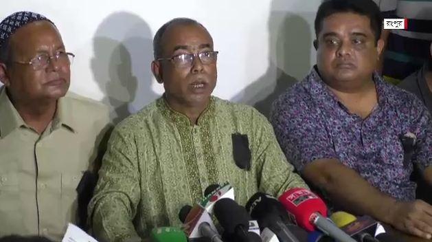 'এরশাদের মরদেহ রংপুর থেকে আনতে দেয়া হবে না'
