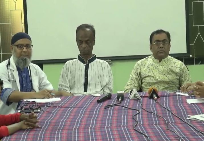 জাতীয় চলচ্চিত্র পুরস্কার জয়ী আলাউদ্দিন আলীর শারীরিক অবস্থার উন্নতি