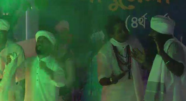 শিল্পকলা একাডেমিতে সাধুসঙ্গ