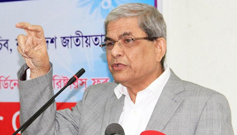 ডেঙ্গু রোধে ব্যর্থ হয়েছে সরকার: ফখরুল