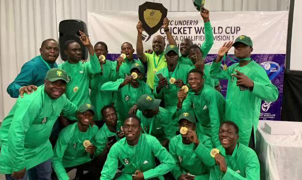 বিশ্বকাপ ক্রিকেটে নাইজেরিয়া