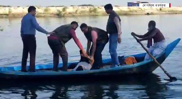 রাজধানীতে যুবককে নদীতে ফেলে হত্যা চেষ্টা