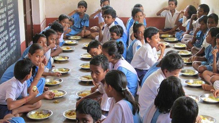 সব প্রাথমিক বিদ্যালয়ে এক বেলা খাবার নিশ্চিতের লক্ষ্যে 'জাতীয় স্কুল মিল নীতি' অনুমোদন