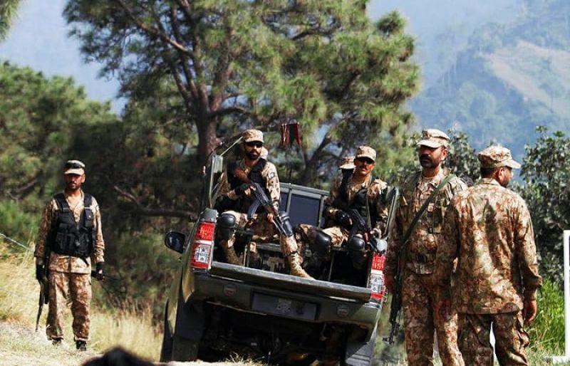 পাকিস্তানি সেনাদের গুলিতে ছয় ভারতীয় সেনা নিহত