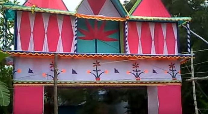 বিয়ের গেট ধরাকে কেন্দ্র করে বর-কনে পক্ষের সংঘর্ষ