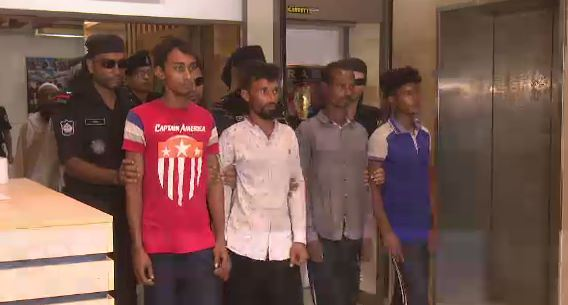 ঢাকা থেকে অপহৃত ব্যক্তি মাদারীপুরে উদ্ধার: আটক ৪