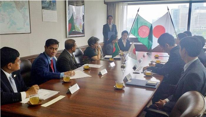 জাপানে দক্ষ শ্রমিক রপ্তানির চুক্তি করেছে বাংলাদেশ