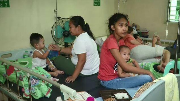 ফিলিপাইনে ডেঙ্গুতে ১,০২১ জনের মৃত্যু