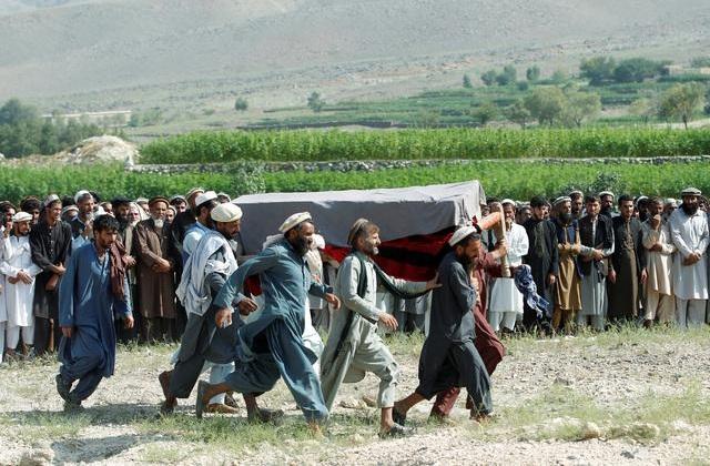 আফগানিস্তানে ৩০ কৃষক হত্যার কথা স্বীকার করলো মার্কিন বাহিনী